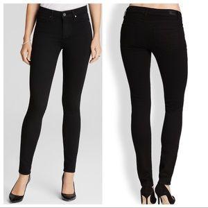 Paige • Black Skinny Line Jeans